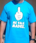 Image of Me Vale Madre - Blue