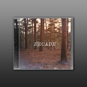 Image of 'DECADE' EP - CD