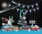 Image of Star Wars printable Birthday Party Collection