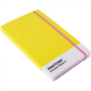 Image of Pantone Process Yellow C Notebook