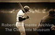 Image of Clemente at Bat 2