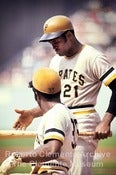 Image of Clemente on the Field