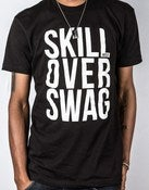 Image of Ground Up SKILL OVER SWAG (WHITE)