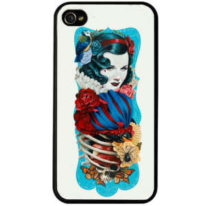 "Image of ""Her Smiling Face"" Phone Cover"