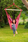 Image of  AMAZONAS Havanna fuego large weatherproof hanging chair