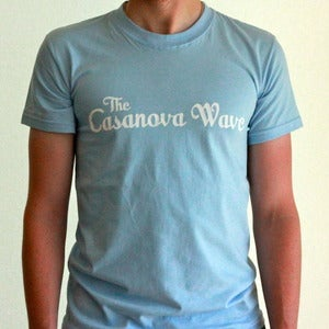 Image of The Casanova Wave - Joy of Being - T-shirt