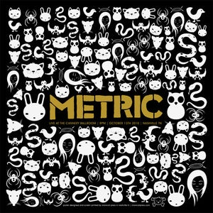 Image of Metric Poster