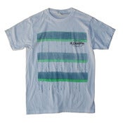 Image of STAMPS SURFBOARDS TEE, BY DELVE: LEVEL