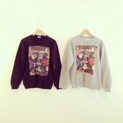 Image of Welcome Crewneck Sweatshirt (Black or Heather Grey)