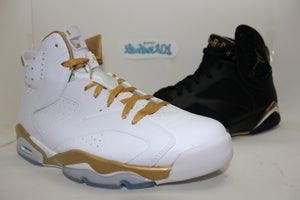 "Image of Air Jordan 6/7 ""Golden Moment Pack"""