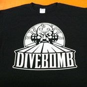 "Image of DIVEBOMB - 2012 ""Noise"" (SHIRT)"