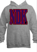 Image of Fall 12'|NDK Varsity &quot;Raptors&quot; Hoody | (Exclusive) Limited Edition| 100 Made!