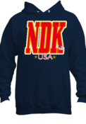 Image of Fall 12'|NDK Varsity &quot;Olympic&quot; Hoody | (Exclusive) Limited Edition | 100 Made