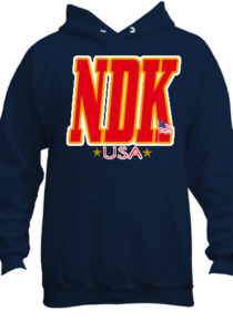 "Image of Fall 12'|NDK Varsity ""Olympic"" Hoody 