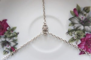 Image of Silver Dainty Head Chain