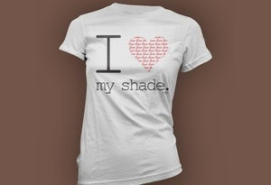 "Image of Official FBG ""I Love My Shade"" Tee"