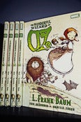 Image of Oz:  The Wonderful Wizard of Oz (Hardcover) signed by artist
