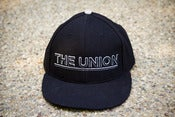 Image of The Union X Quintin Co. 5 Panel Trucker Hat