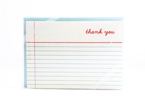 Image of Thank You set of 6