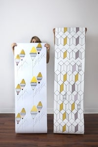 Image of Wallpaper Samples 