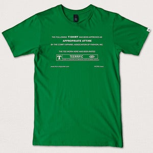 Image of The Following T-Shirt - Kelly Green tee