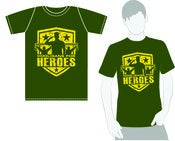 Image of Hooligans for Heroes T-Shirt