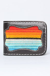 Image of Black Zapata Billfold
