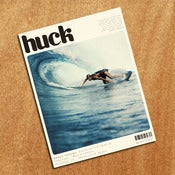 Image of HUCK magazine issue #34