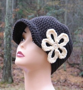 BEANIE HAT CROCHET PATTERN | FREE PATTERNS