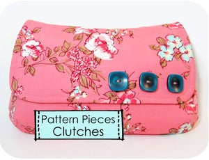 Image of Just Pattern Pieces - Clutches