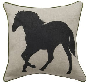 Image of Trail Horse Pillow