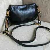 Image of NEW Black Reign cross body bag