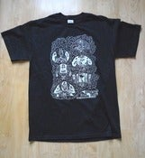 Image of CFH Swarm t shirt black
