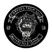 Image of CFH Sticker 80mm circle.