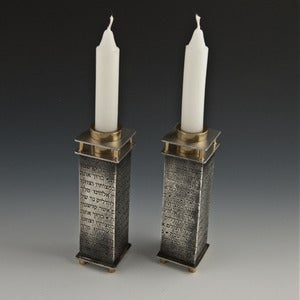 Image of Prayer Collection Candle Holders