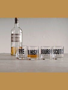 Image of Liquor Rocks Glasses 