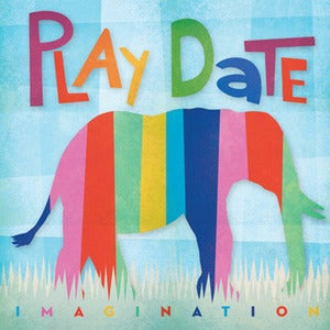 Image of PLAY DATE - Imagination CD