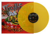 Image of Brumlebassen Fan-pack Yellow vinyl