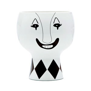 Image of Flower Me happy pot - Mr. Clown