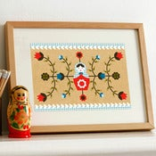 Image of Folk Art Print [04]