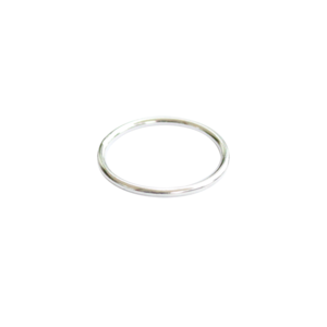 Image of Sabiha. Sterling Silver Knuckle Ring