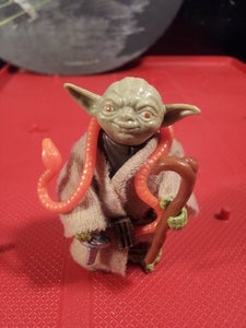Image of Yoda (Orange Snake)