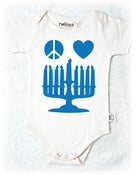 Image of Hanukkah One piece/ Tee