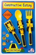 Image of Set of 3 Construction Utensils