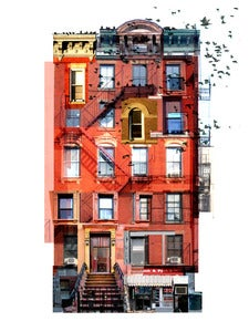 Image of tenement #1 COLOR