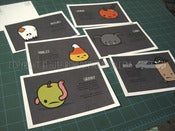 "Image of ""Unfortunates"" Postcard Set"
