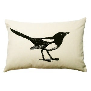 Image of Mr Magpie Cushion Kit