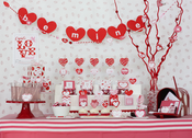 Image of Printable Valentines Day Collection- Cupids Post Office by Wants and Wishes