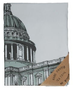 Image of St Paul's Tea Towel