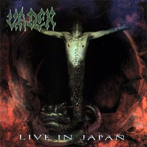 Image of Vader - Live In Japan 2CD